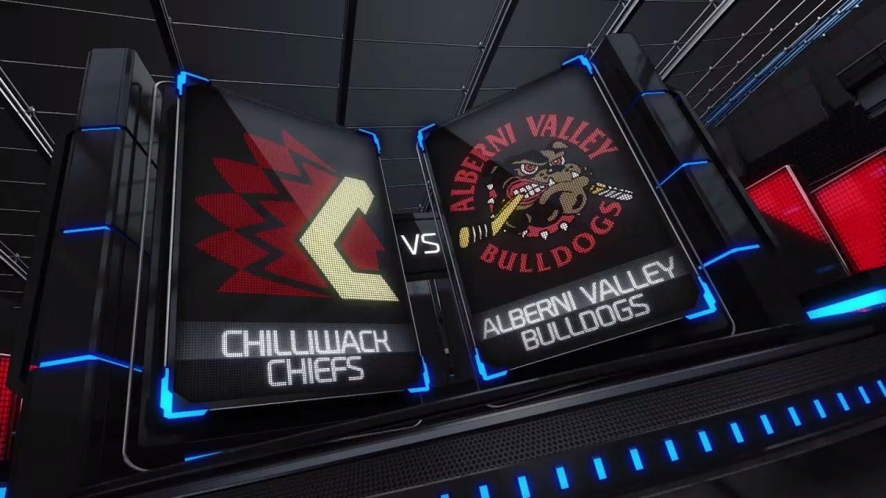 BCHL Highlights | Chilliwack Chiefs vs  Alberni Valley Bulldogs