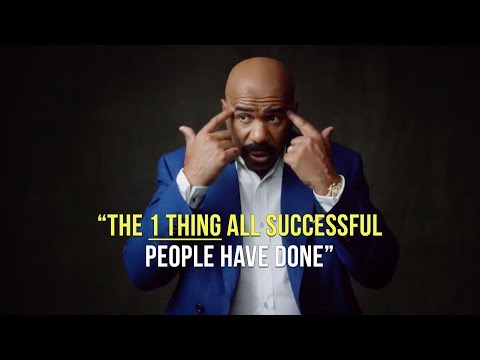 WHAT HAPPENS WHEN YOU BELIEVE IN YOURSELF | Steve Harvey Jump Motivational Speech