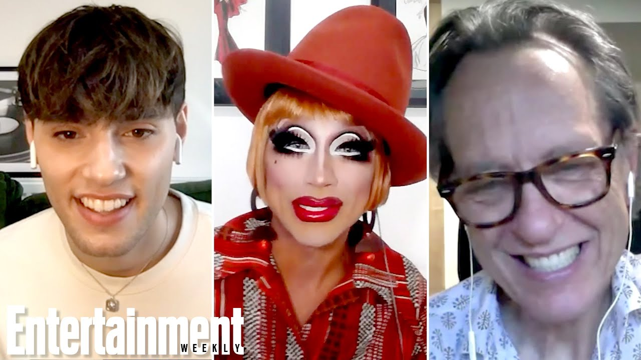 'Everybody's Talking About Jamie' Stars Share Best Drag Advice Given To Them