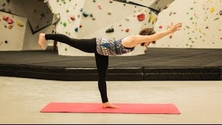 Yoga For Climbers: Hips & Legs