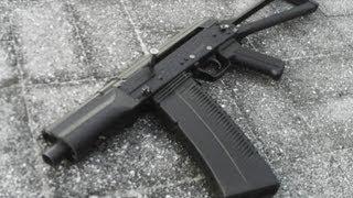 """Saiga 12  SBS 6-1/2"""" shotgun.... IT"""