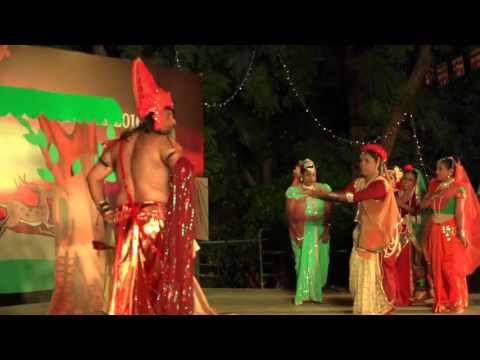 "Meshan Dissanayake Dancing Academy Presents - ""Shanthi Vadi Jathakaya"" Dubai Poson 2016"