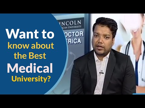 Want to know about the Best Medical University in America?