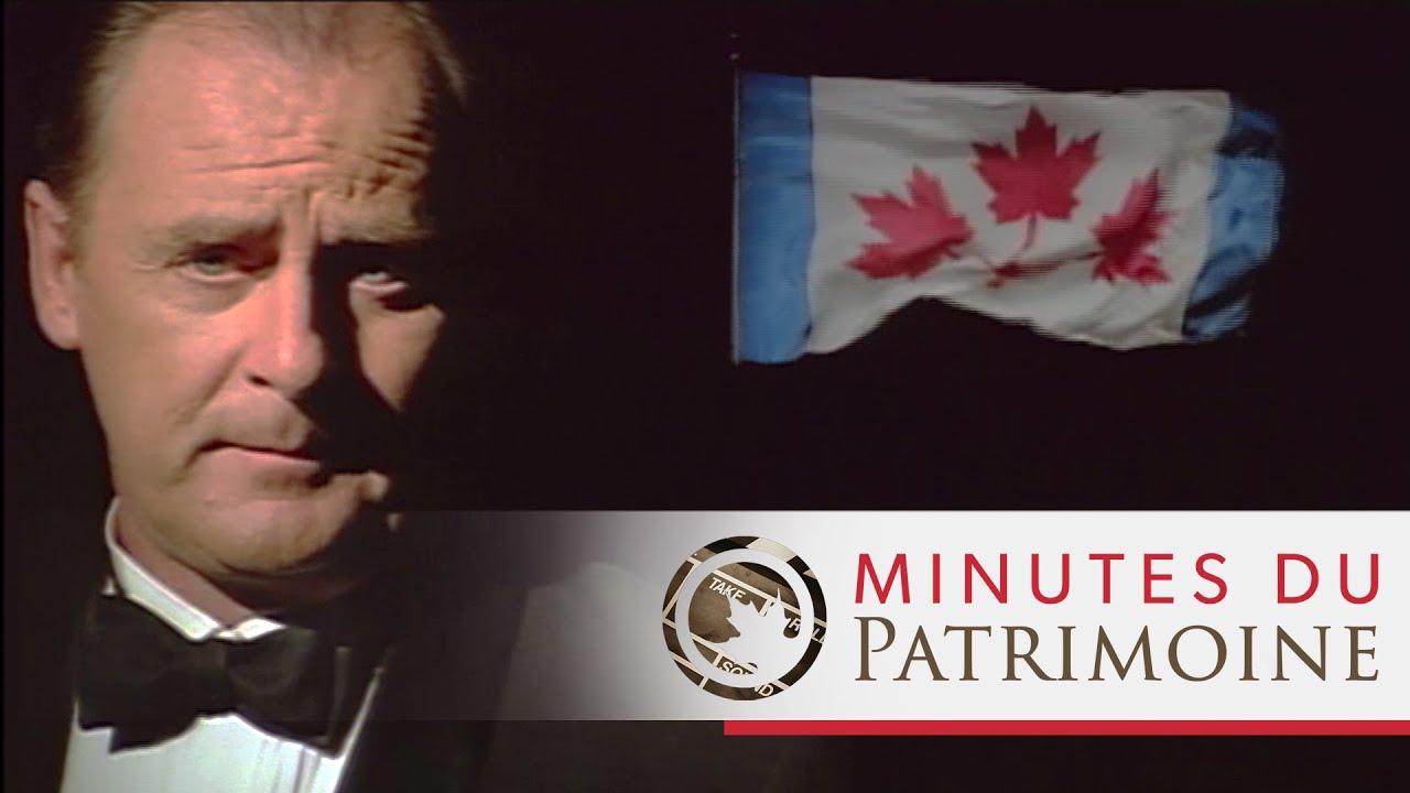 Minutes du patrimoine : Les drapeaux