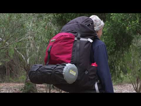 ONE PLANET How To - Packing A Backpack Video  - Outdoor Education Australia