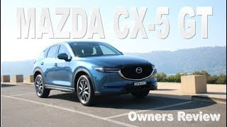 2017 Mazda CX-5 GT - An owners REVIEW