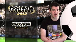 Football Manager 2013 Video Blogs: Network Game (English version)
