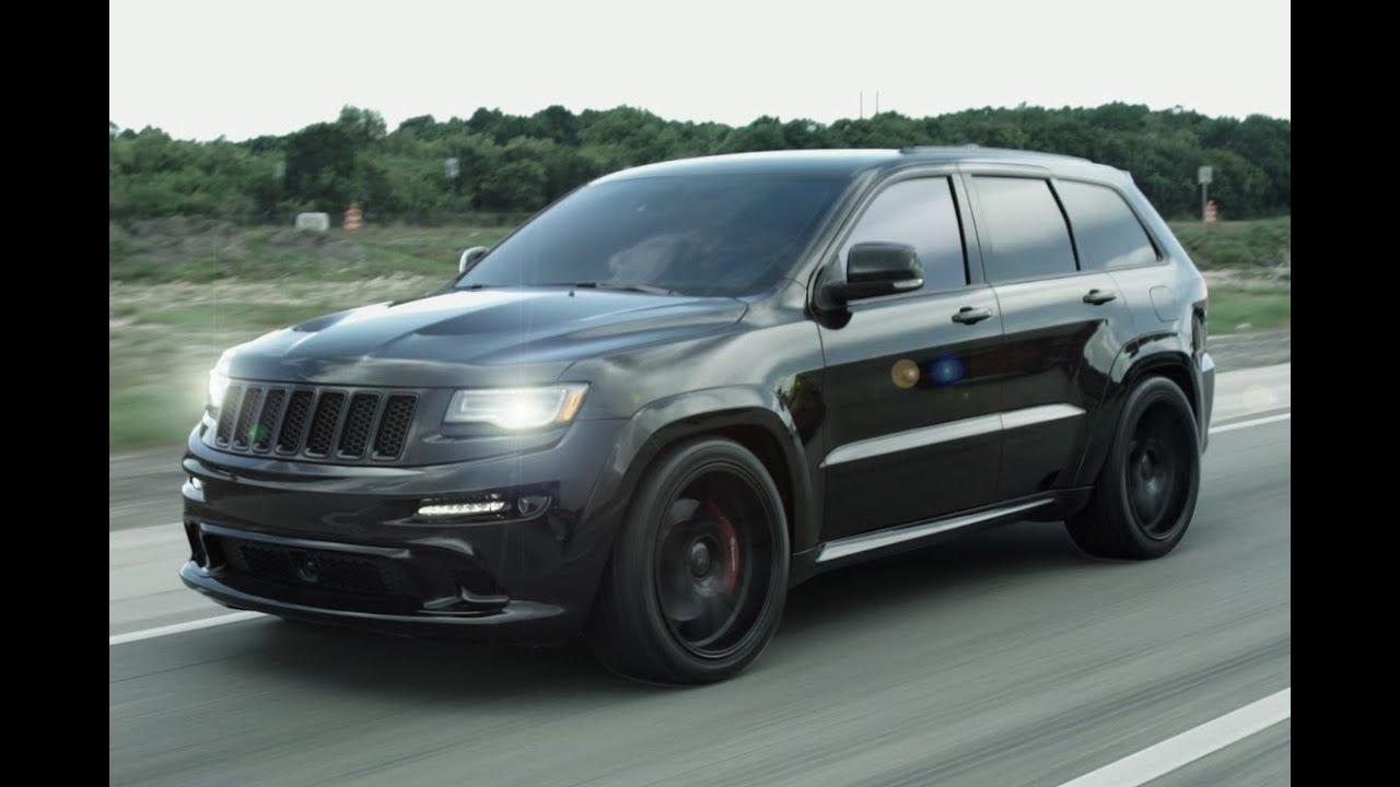 Jeep Srt 8 2017 >> Epic 2015 Jeep Cherokee SRT 8 | XN WORKS - YouTube