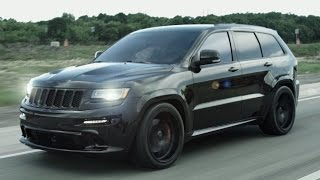 Epic 2015 Jeep Cherokee SRT 8 | XN WORKS Video