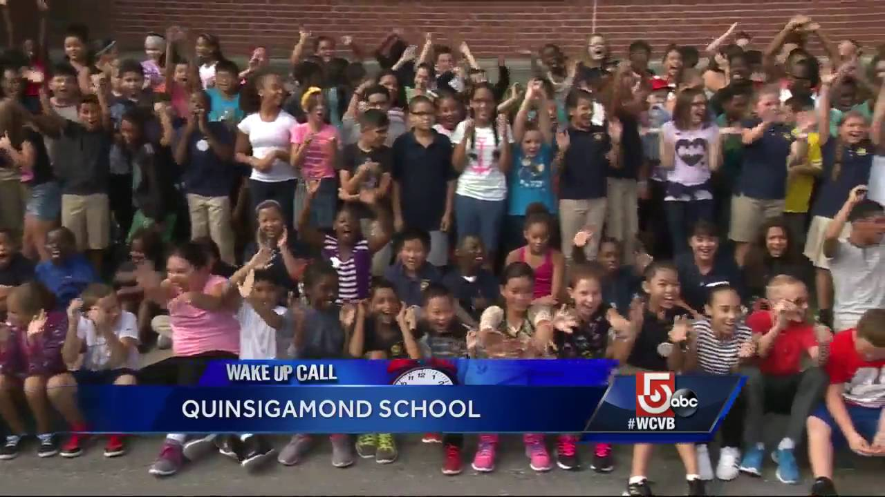 Wake Up Call Quinsigamond School