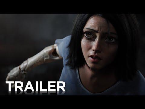 Alita: Anjo de Combate | Trailer Oficial | Legendado HD