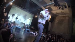 HYPNO 808 B Party Roxy Praha 15.3.2014