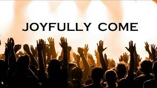 A13- JOYFULLY COME, Entrance hymn series, Mass song, Hymn book - With Joyful lips