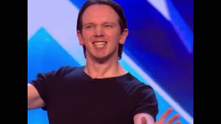 BGT HILARIOUS audition BY Andrew Lancaster Impressionist (SUBSCRIBE PLEASE)