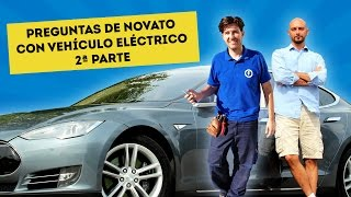 PREGUNTAS DE NOVATO CON VEHÍCULO ELÉCTRICO FT. SAUL LOPEZ PARTE 2