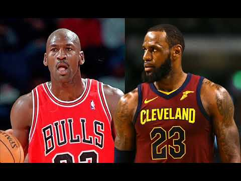 the truth behind the Michael Jordan and Lebron James beef