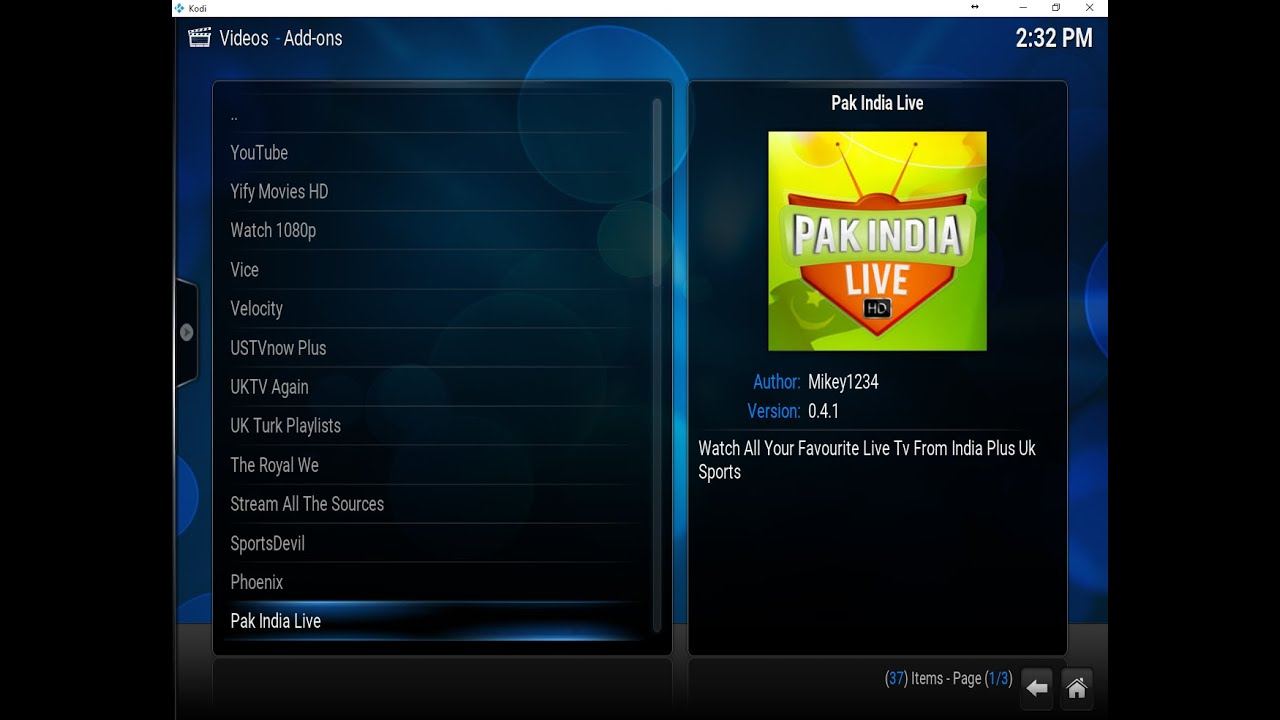 how to get local channels on kodi canada