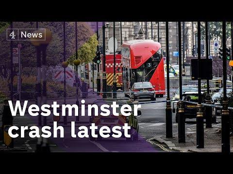 Westminster crash: the