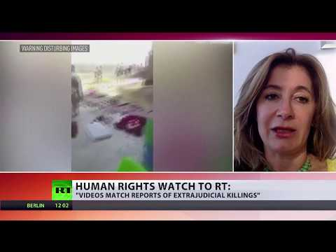 'Mistreatment of anybody is never justified': HRW on abuse of suspected ISIS fighters in Iraq