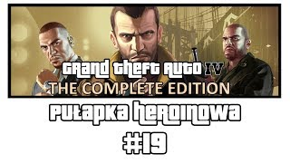 Grand Theft Auto 4: The Complete Edition (2008) #19: Pułapka heroinowa