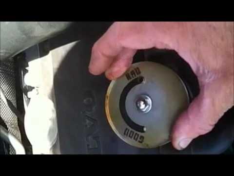 Volvo Crankcase Pressure CheckerTutorial
