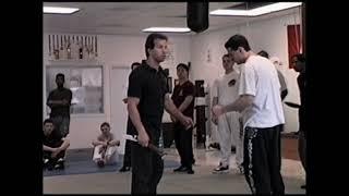 Kali Knife with Ron Balicki and Dan Rizzuto Edmonton, Canada 1997