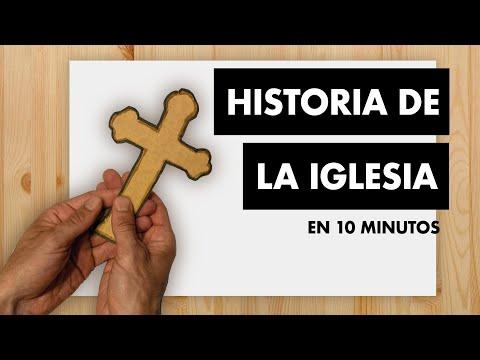 HISTORIA DE LA IGLESIA EN (CASI) 10 MINUTOS