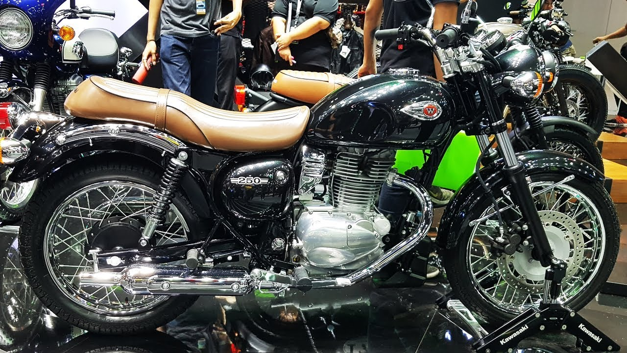 Kawasaki W
