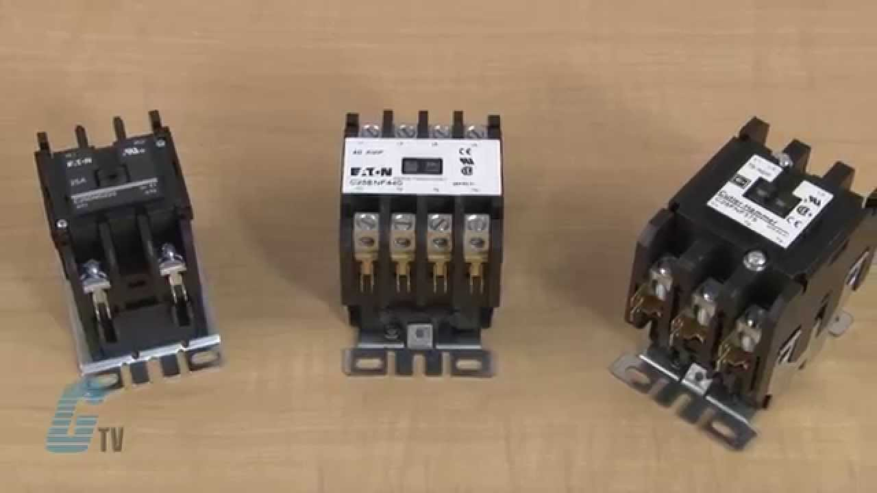 medium resolution of eaton cutler hammer c25 series definite purpose contactors