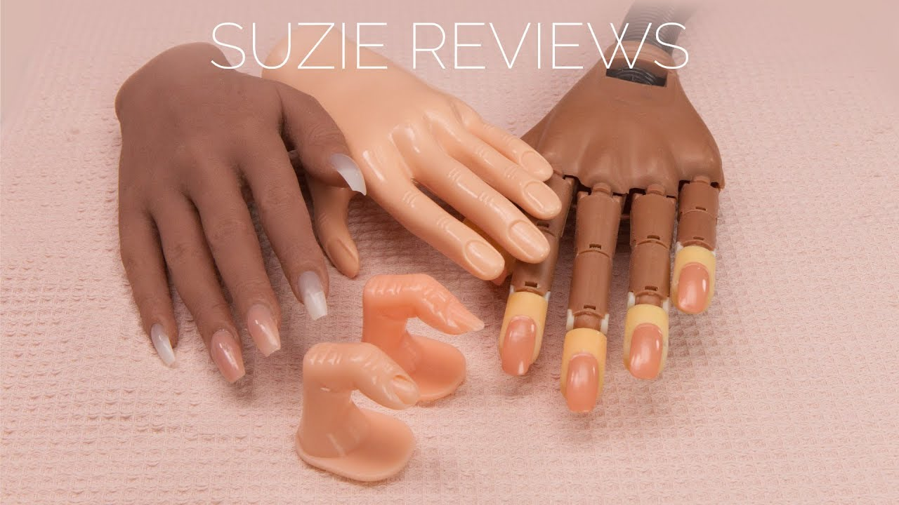 Practice Hands And Fingers Review Nail Career Education
