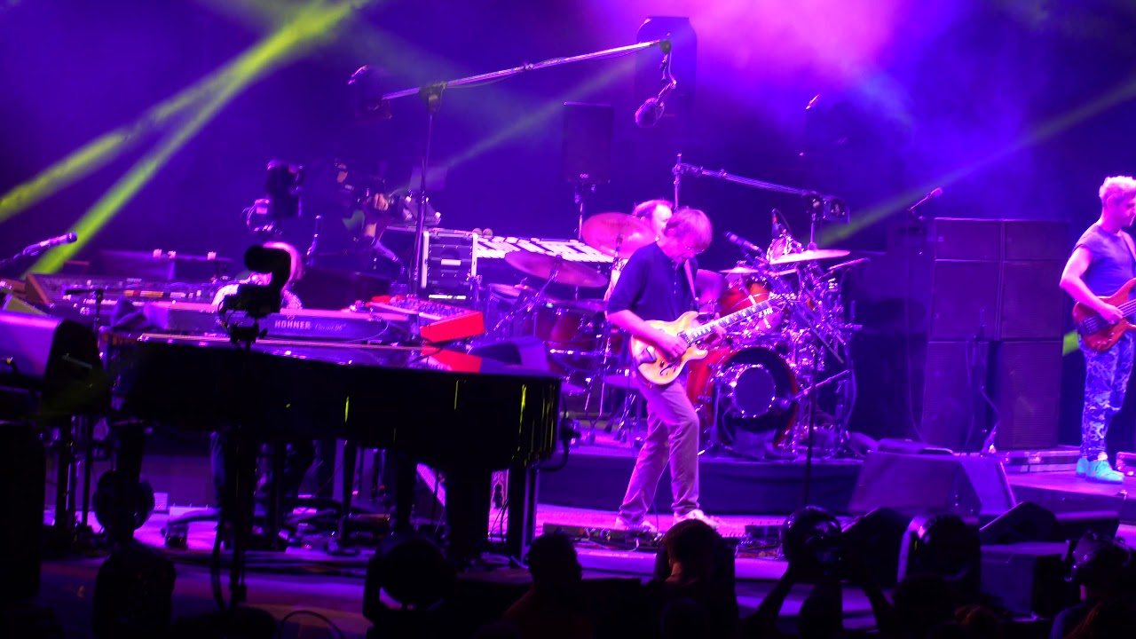 PHISH : Character Zero : {4K Ultra HD} : Alpine Valley Music Theatre : East  Troy, WI : 7/13/2019