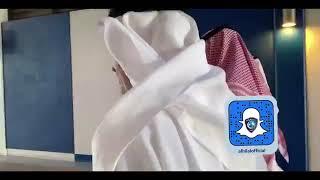 """بالفيديو.. """" بن نافل """" يقدم ملف ترشحه لرئاسة الهلال - صحيفة صدى الالكترونية"""