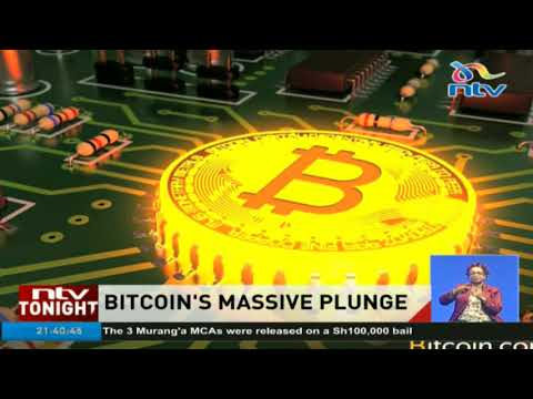 Volatile price of Bitcoin exposed as cryptocurrency dips to below $10,000