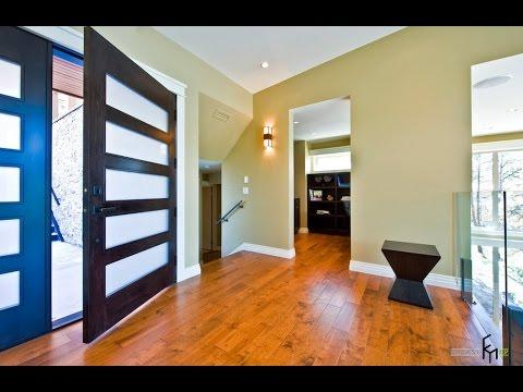 Сочетание цвета ламината и дверей