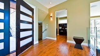 видео Как подобрать цвет дверей и пола из ламината в интерьере