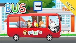 Lagu Anak Indonesia | Bus