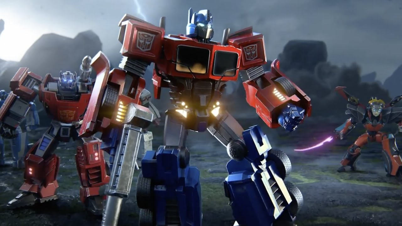 Transformers Forged To Fight Pax East 2017 Trailer