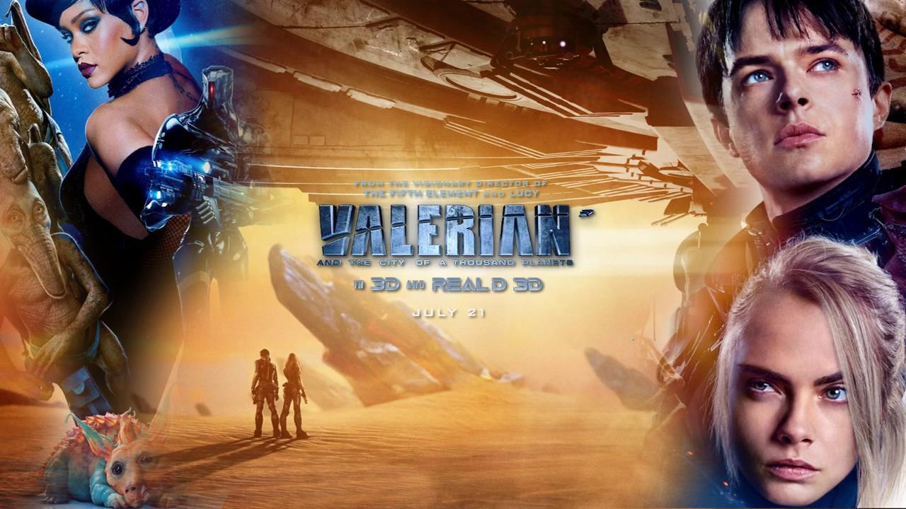 Valerian Stream Hd Filme