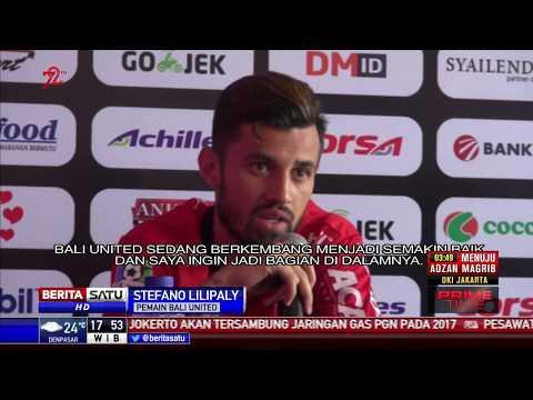 Resmi Gabung Bali United, Lilipaly Dikontrak 3,5 Tahun