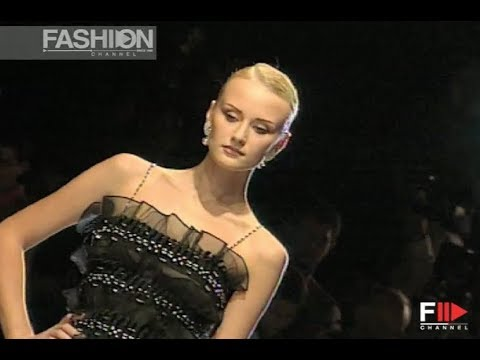 LORENZO RIVA Fall Winter 1997 1998 Haute Couture Rome - Fashion Channel