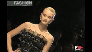 LORENZO RIVA Fall Winter 1997 1998 Haute Couture Rome - Fashion Channel