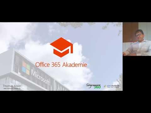 18-03 Office 365 Akademie News