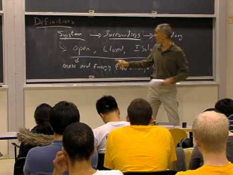 Lec 1 | MIT 5.60 Thermodynamics &...