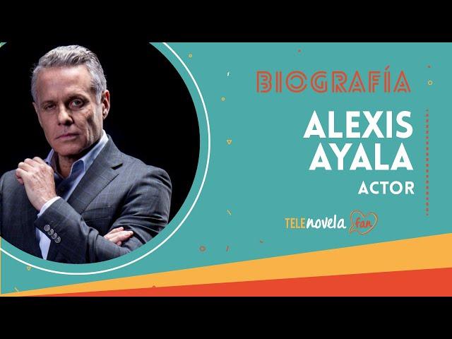 Biografía de Alexis Ayala