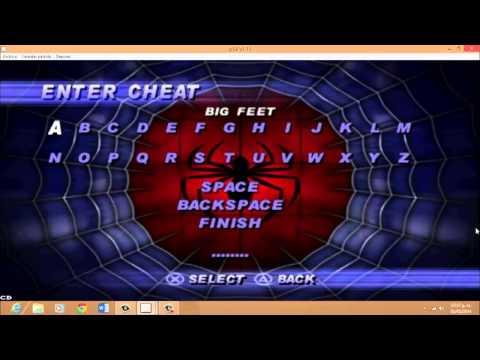 Spiderman 2 PS1 Cheats/trucos