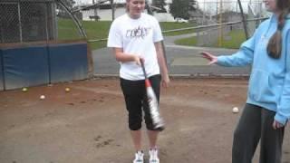Softball Batting Tutorial