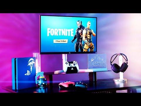 Ultimate Fortnite Gaming Setup!