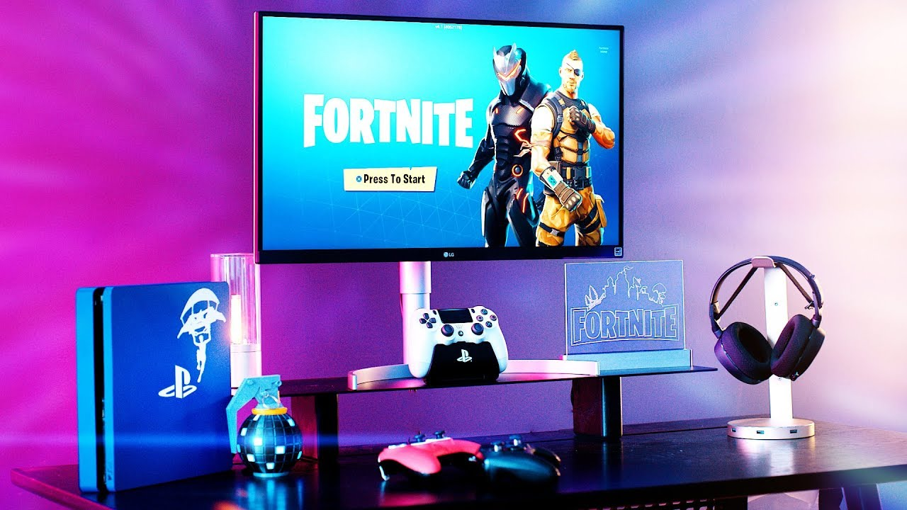 how to set up fortnite on xbox one