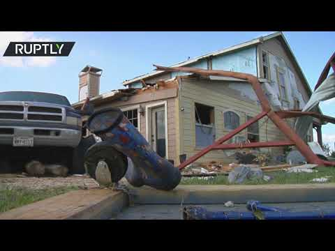 Tornadoes bring destruction to North Texas