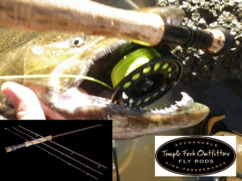 Temple Fork Outfitters Fly Rod End